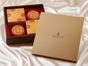 Assorted Baked Mooncakes (4 pcs)